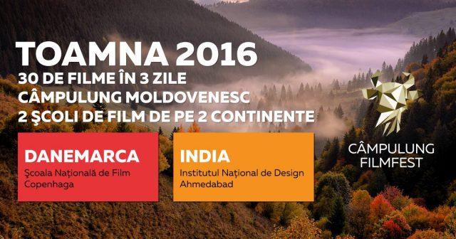 Afiş Câmpulung Film Fest