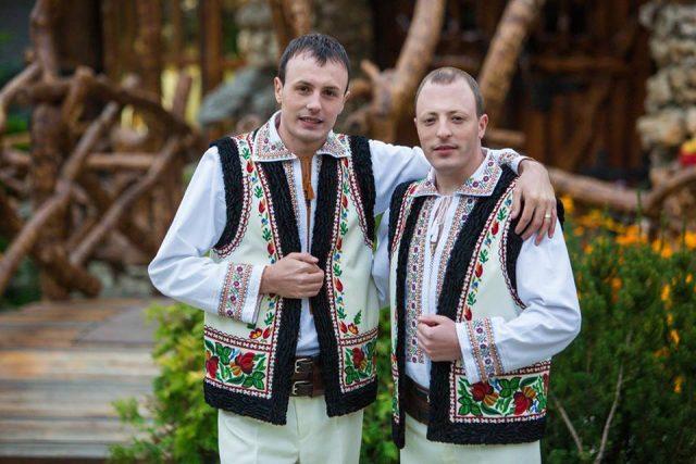 Fraţii Ion şi Veaceslav Bînzari