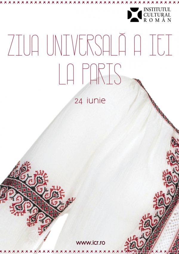 ZIUA IEI PARIS