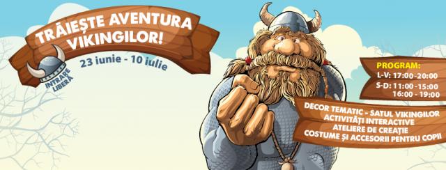 aventura vikingilor