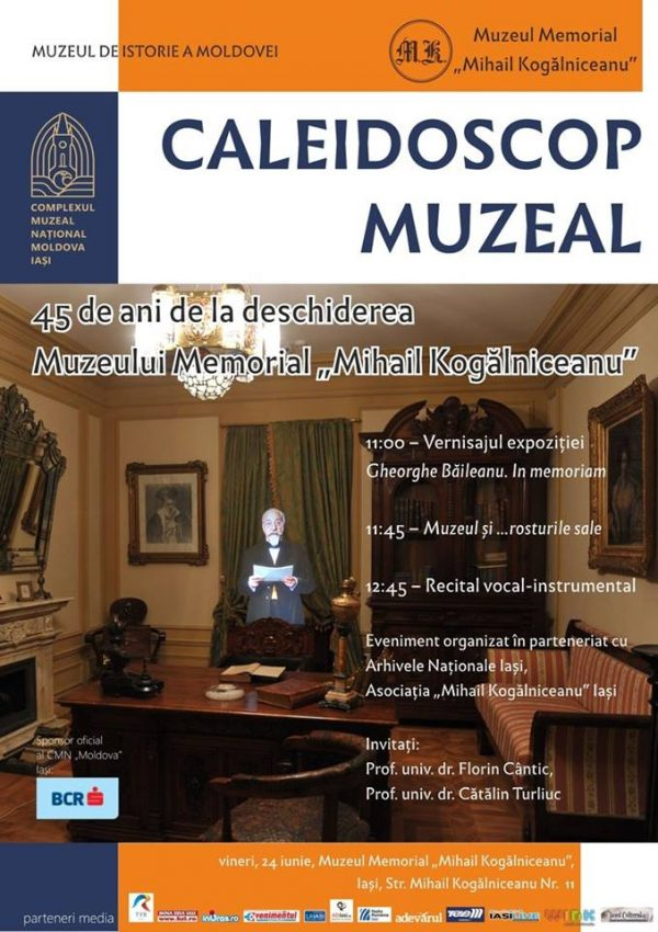 caleidoscop muzeal