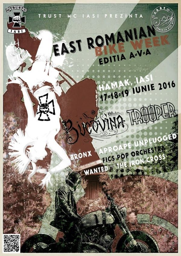 east romanian bike week 2016