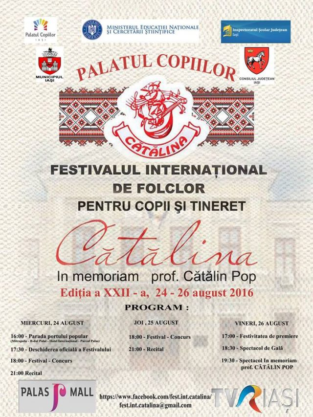 festival catalin 2016