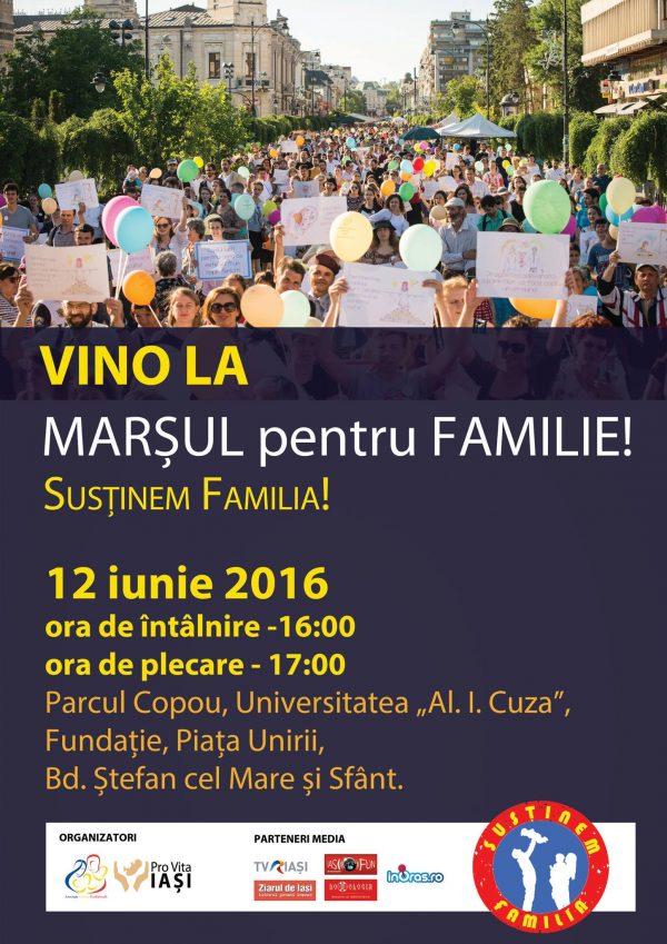 marsul familiei 2016
