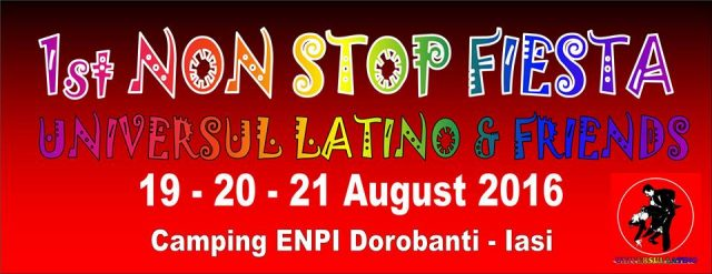 non stop fiesta latino