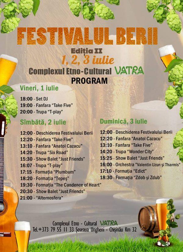 program festival bere