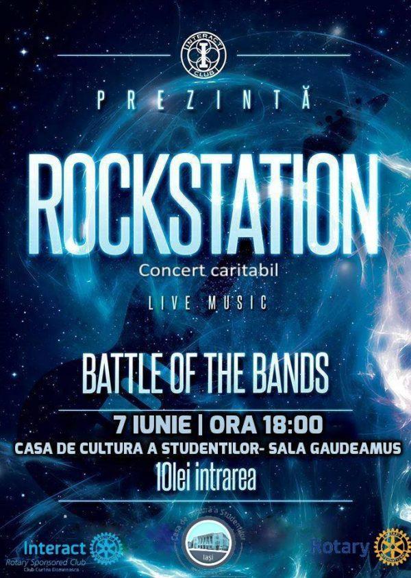 rockstation iasi