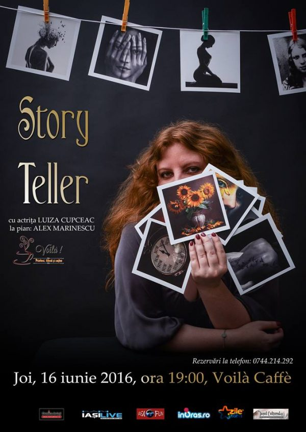 story teller-luiza cupceac