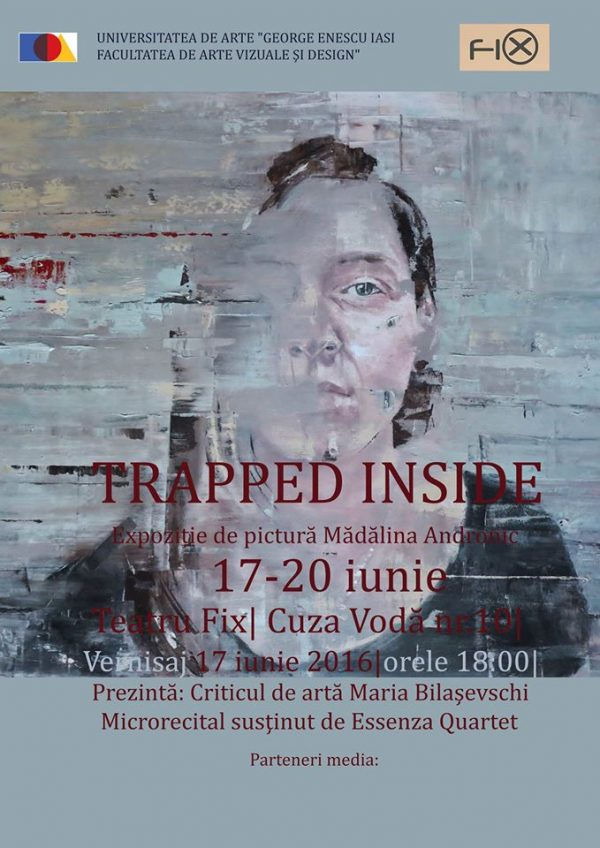 trapped inside