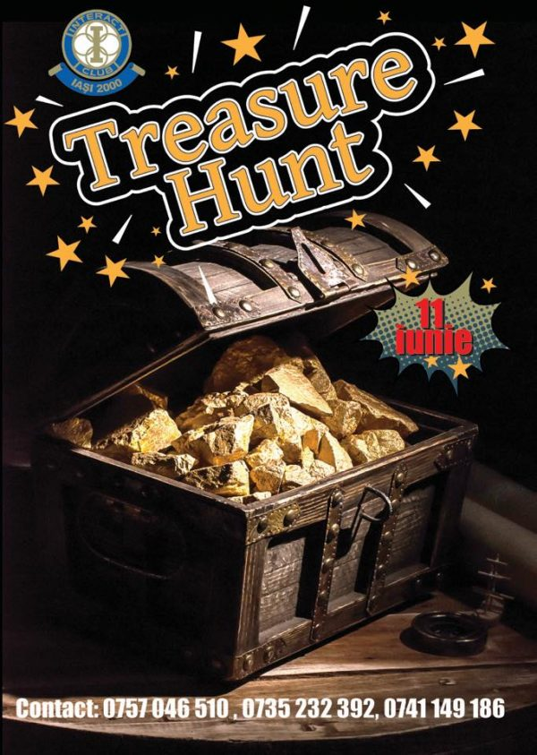treasure hunt-interact