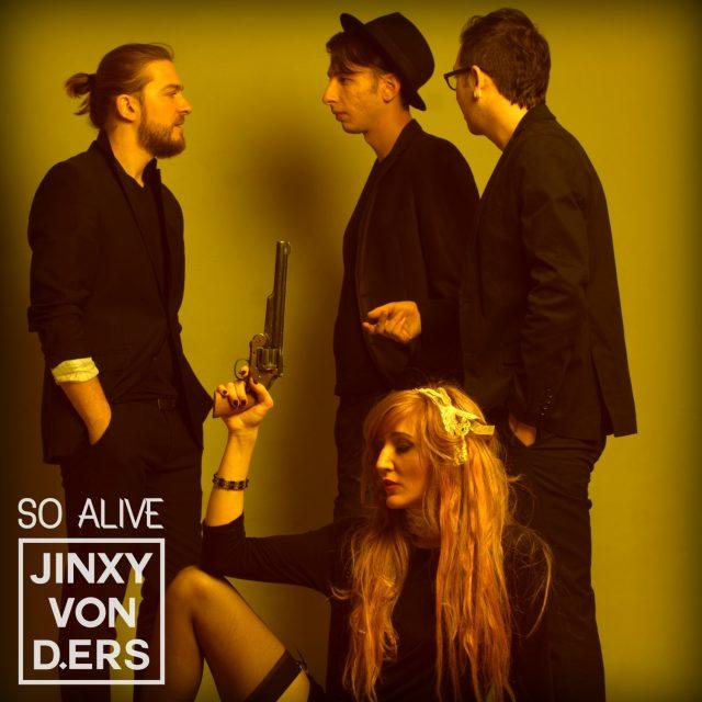 Cover JINXY VON D'ERS