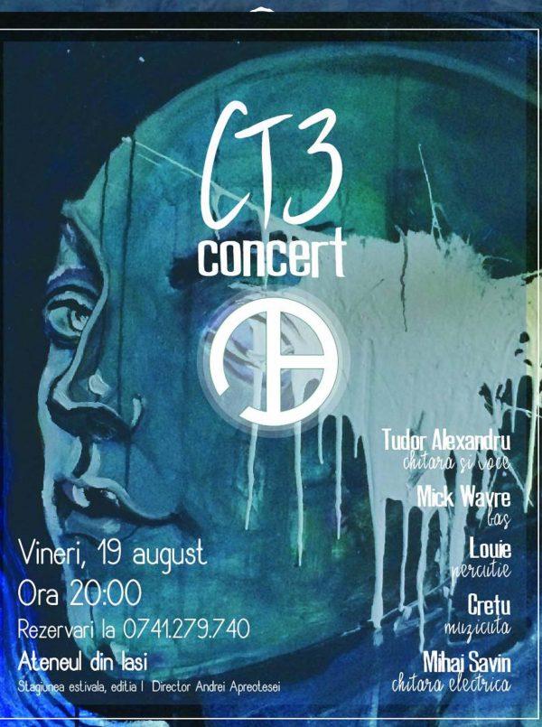 Macheta ZDI ' Concert CT3