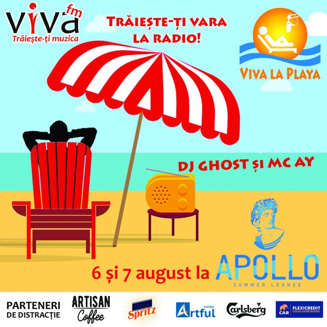 Viva la Playa @Apollo Summer Lounge