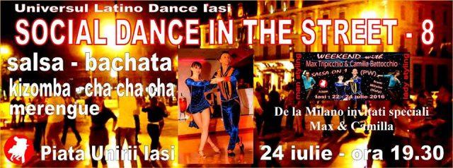 social dance street