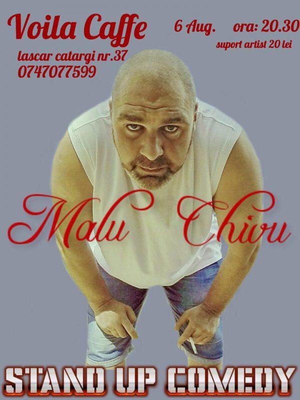 stand up malu chivu