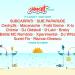 Sunset Festival 2016 – 11-12-13 August – Vama Veche – More TBA