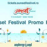 sunset festival promo party iasi