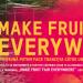 """Training pentru activiști și lucrători de tineret: """"Make Fruit Fair Everywhere!"""""""