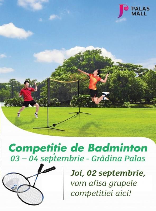 badminton palas