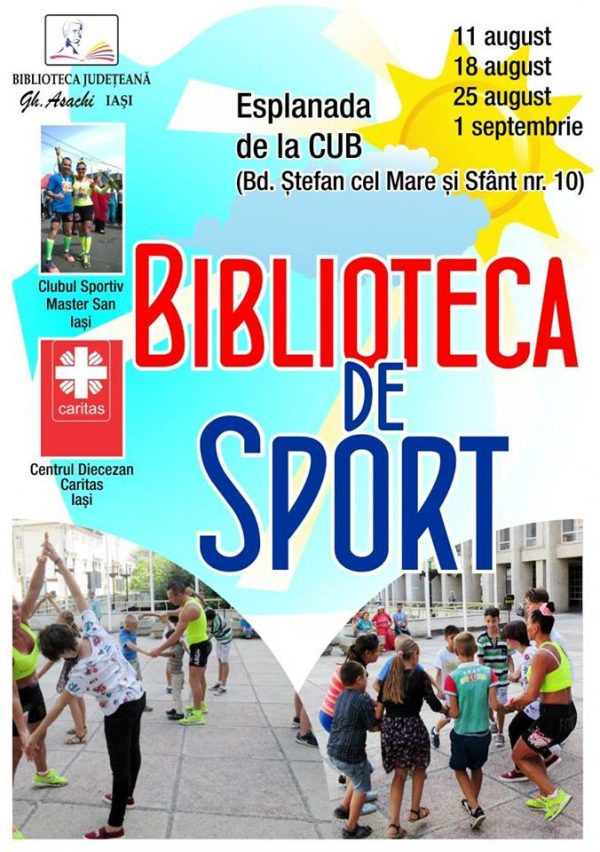 biblioteca de sport