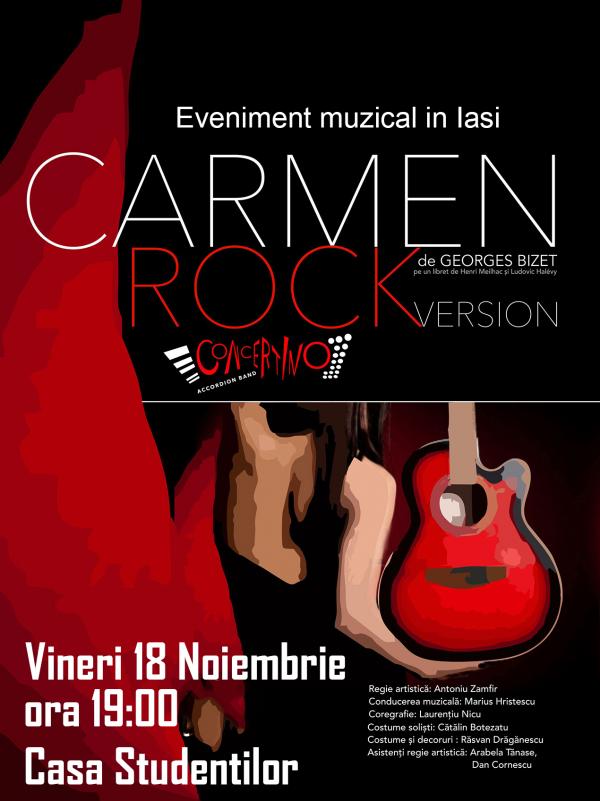 carmen rock