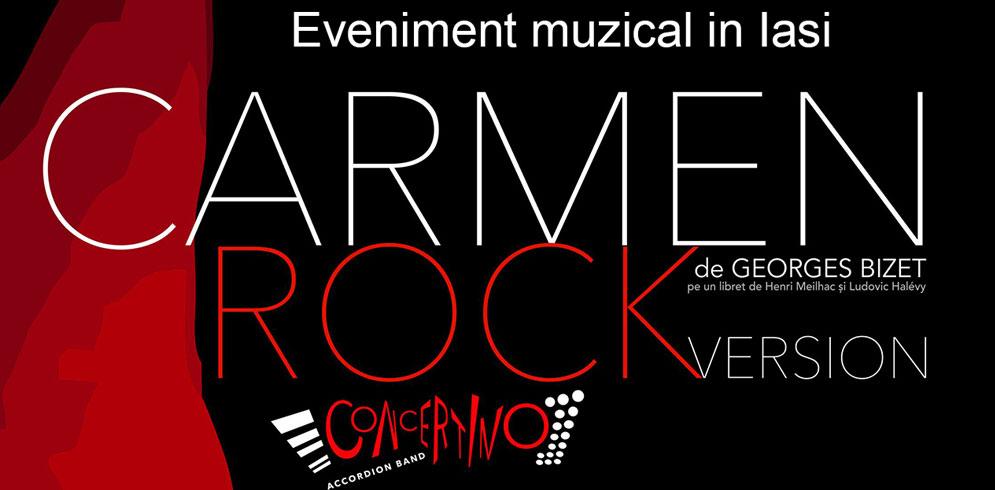 """""""Carmen"""", de Georges Bizet – ROCK VERSION"""