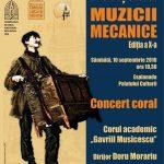 concert coral festival muzica mecanica