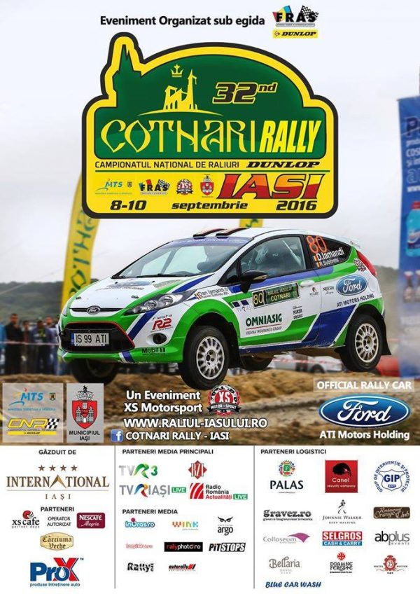 cotnari rally 2016