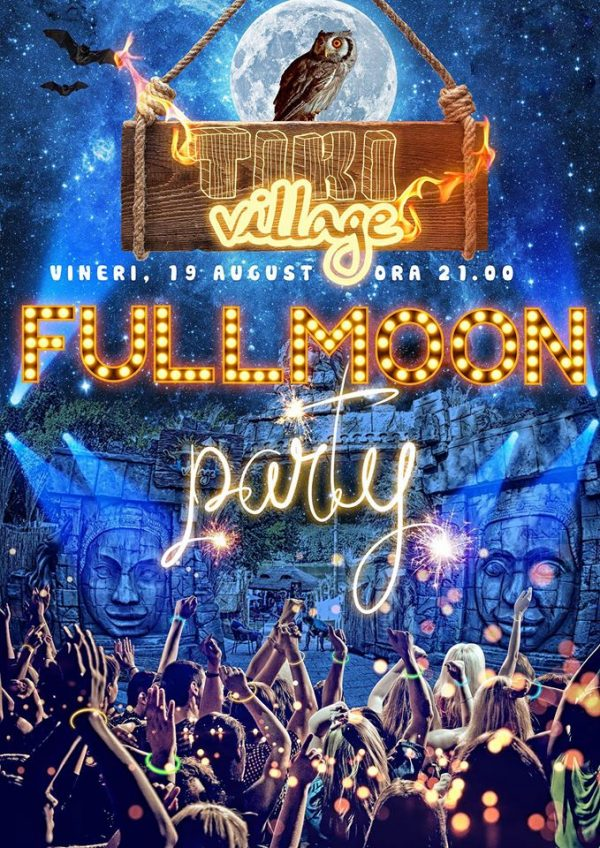 fool moon party