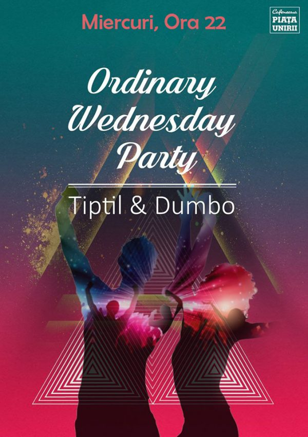 ordinary party miercuri
