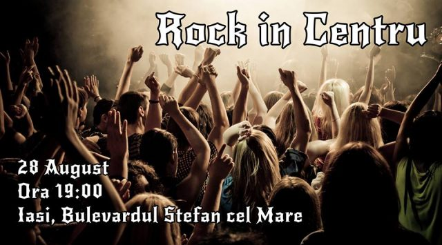 rock in centru