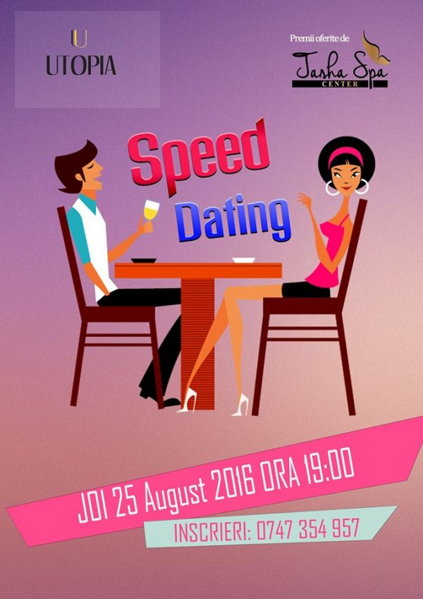 speed dating-utopia