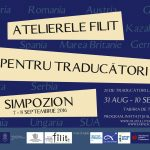 Ateliere FILIT traducatori 2016