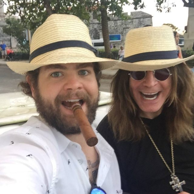 "Ozzy & Jack's World Detour, Episode 09 ""Cuba Or Busted"" Starring Ozzy Osbourne & Jack Osbourne © History / A+E."