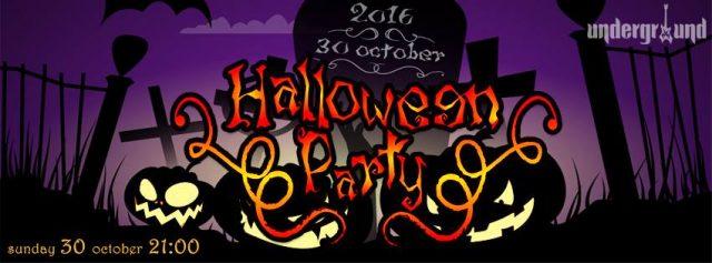 halloween-party-underground