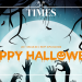 Happy Halloween @Times