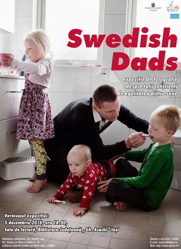 afis-expozitie-swedish-dads-bj-iasi
