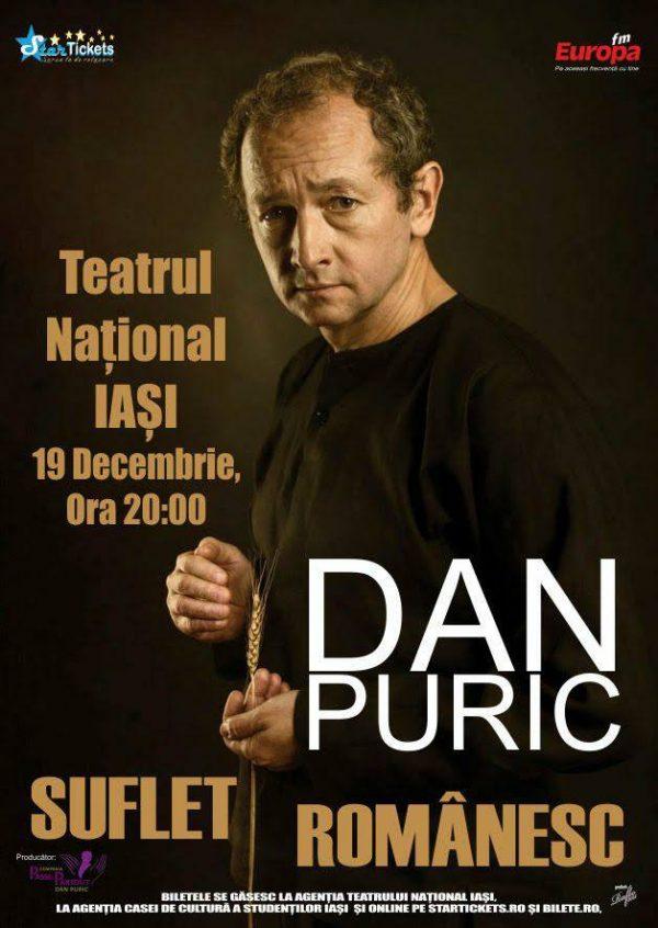 Portret de actor: Dan Puric | National TV - mai ceva ca-n ...  |Dan Puric