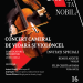 SERATA NOBILA – concert cameral cu Remus Azoitei si Filip Cristian Papa