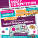 S-a dat startul la Shakespeare School Essay Competition 2017