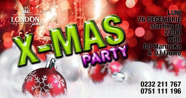 x-mas-party-london