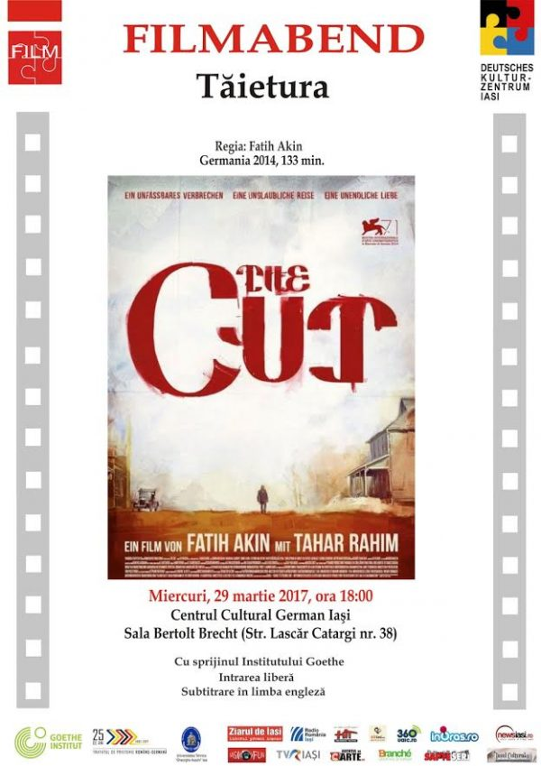 Seara de film german: The Cut [Germania, 2014]