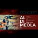 Concert Al Di Meola la Teatrul National Iasi, in noiembrie