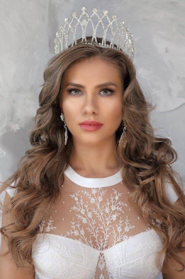 Miss Universe Romania 2016, Teodora Dan