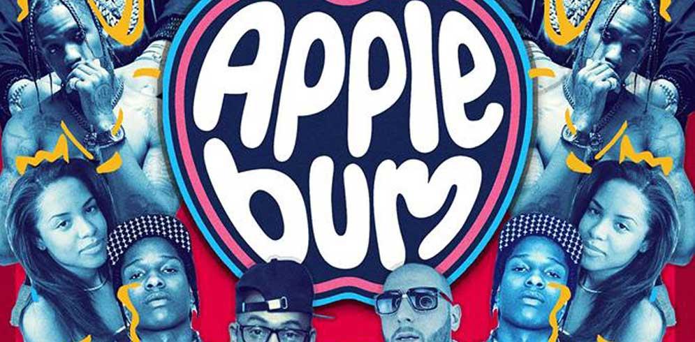 Applebum Romanian Tour @Underground Pub