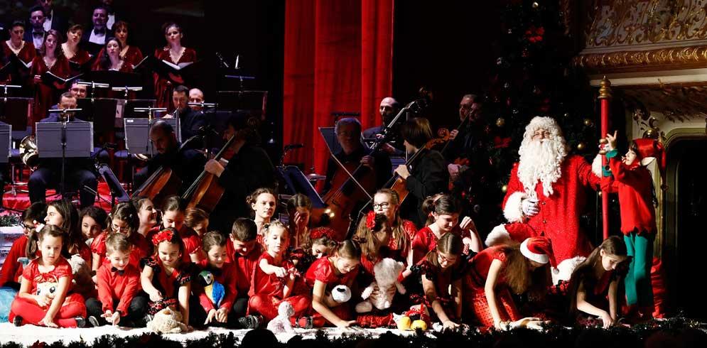 """""""Concert de Crăciun"""" la Opera Nationala Iasi"""