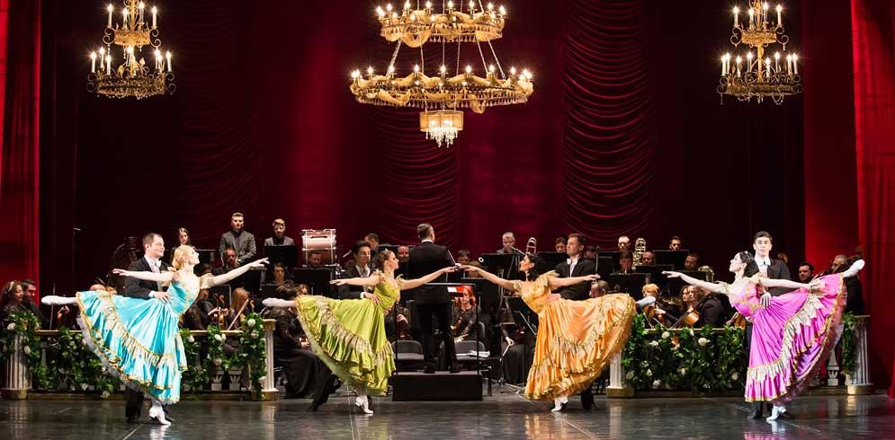"""""""Valsuri celebre în interpretări coregrafice"""" la Opera Nationala Iasi"""