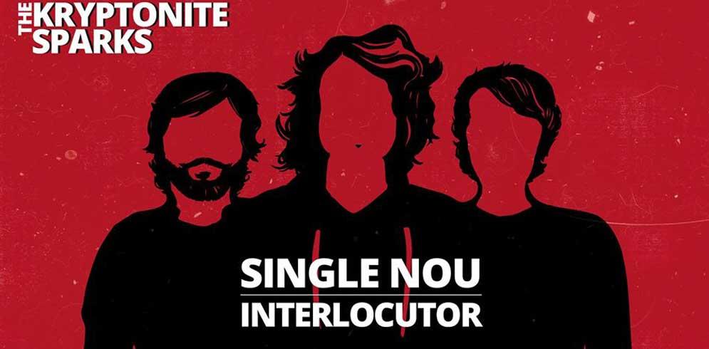 Interlocutor Tour – The Kryptonite Sparks LIVE @Underground Pub