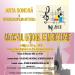 COLOCVIUL NAȚIONAL DE MUZICOLOGIE  ediția a XX-a, 23-24 februarie 2018
