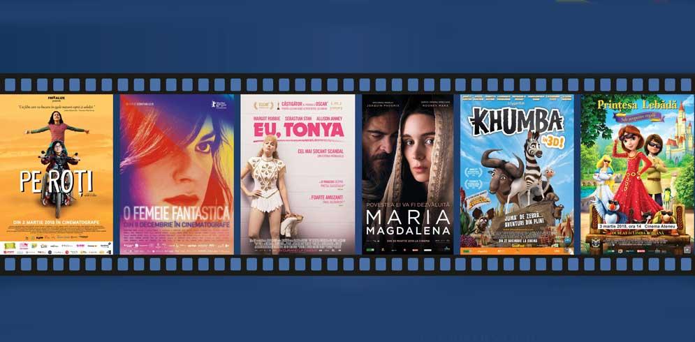 Program Cinema Ateneu: 26 martie-1 aprilie 2018